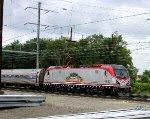 AMTK 642 leads train #184